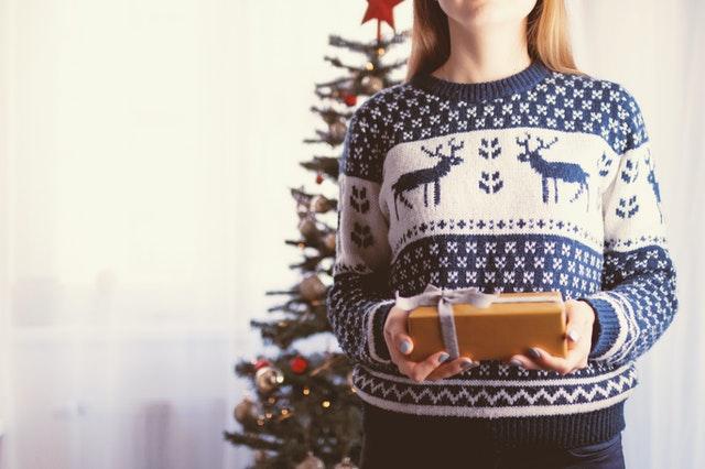 Julesweateren er blevet populær i juletiden