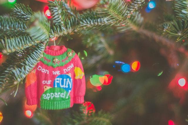 Årets julesweater - Historien omkring julesweateren
